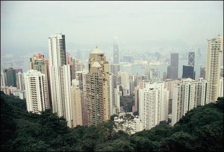 מבט על הונג קונג משביל 'הפסגה'