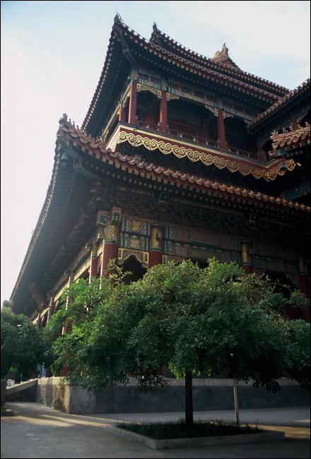מקדש הלאמה בבייג'ינג