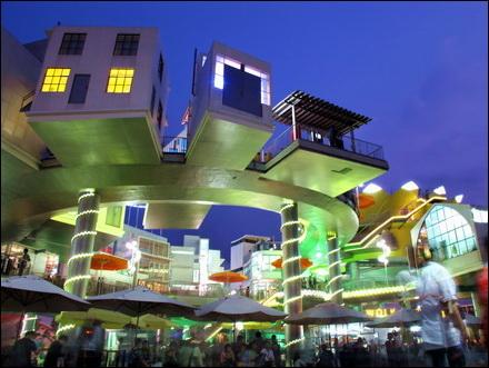 הביתן ההולנדי ביריד העולמי שנגחאי אקספו 2010